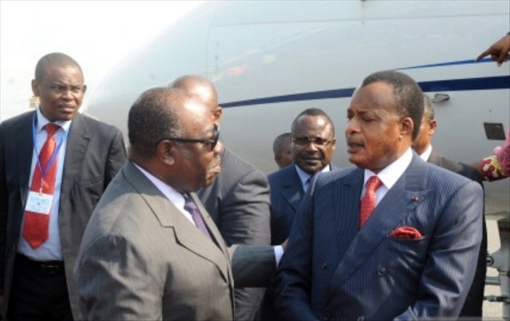 Rencontre hollande sassou nguesso
