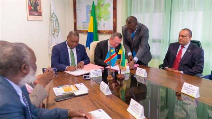 Gabon-RDC