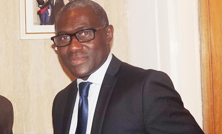 Alain rempanot mepiat directeur de la chambre de commerce for Chambre de commerce du cameroun