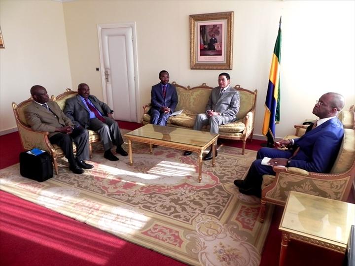 jean ping est un diplomate et homme politique gabonais alibreville photos. Black Bedroom Furniture Sets. Home Design Ideas