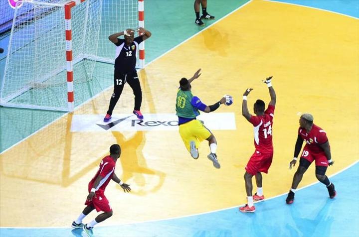 Ouverture de 23 me dition de la coupe d afrique des nations de handball seniors hommes - Coupe d afrique handball ...