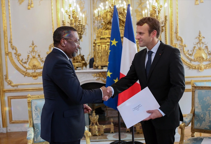 Gabon-France
