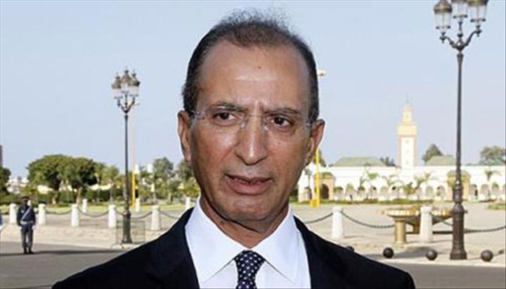 mohamed hassad le ministre de lintrieur du maroc
