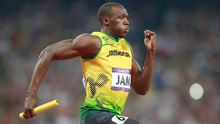 l homme le plus vite du monde